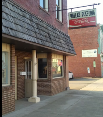 willa's pizza